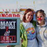 Demonstrasjon mot Arnardo i Spjelkavik