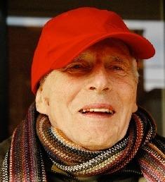 Portrett av Arne Næss