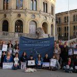 Torsdagsaktivisme i Oslo