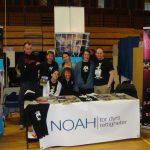 NOAH på Alternativmessen i Trondheim