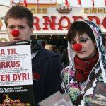 Demonstrasjon mot Arnardo i Malvik