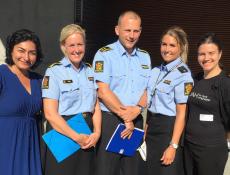 NOAH var invitert til lanseringen av landets første dyrepoliti i Sør-Trøndelag i august. Les mer om saken her.