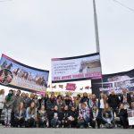 Sandnes: Demonstrasjon mot bruk av dyr i sirkus.