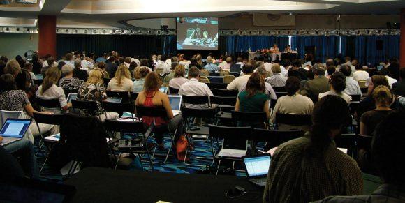IWC-møte. Foto: NOAH