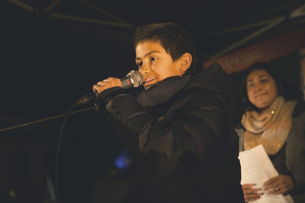 Mathias Imsland Rehman (10). Foto: Martine Petra Hoel.
