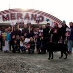 Demonstrasjon mot Merano i Setermoen