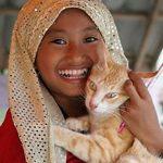 """""""Det er en synd mot Allah å mishandle et dyr.."""""""