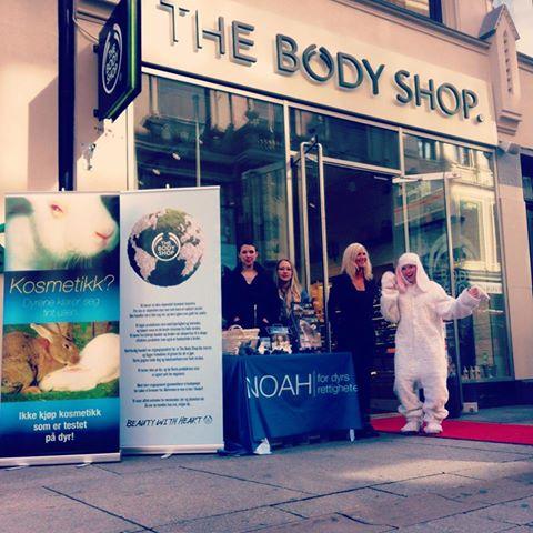 NOAH og Body Shop