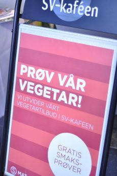 SiO promoterer vegetar.