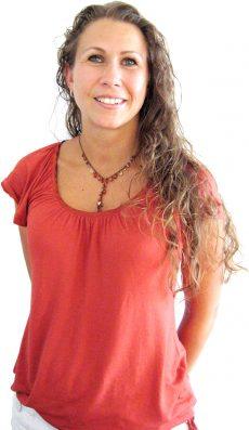 Pelskoordinator Elisabeth Frammer
