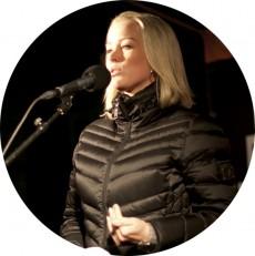 Hanne Sørvaag. Foto: Jan Luneborg