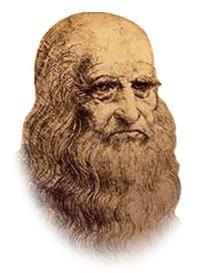 Portrett av Leonardo da Vinci