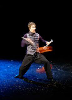 Nysirkus jonglør