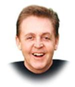 Portrett av Paul McCartney
