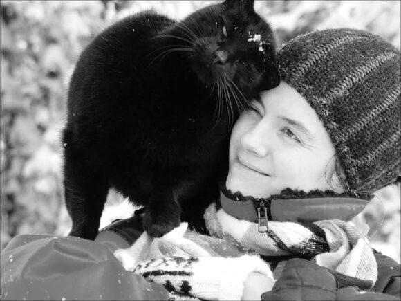 siri og katt