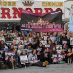 Demonstrasjon mot Arnardo i Bergen