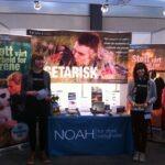 NOAH-stand på Hagemessen 2016.