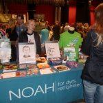 NOAH på Alternativmessen i Bergen