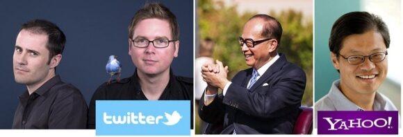 """Twitter-gründerne Biz Stone og Evan Williams har også investert i """"Beyond Meat"""". """"Beyond Eggs"""" på sin side, har sikret seg Asias rikeste mann, LI Ka Shing, og Yahoo-gründer, Jerry Yang, som investorer."""