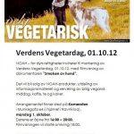 Verdens Vegetardag i Trondheim