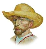Portrett av Vincent van Gogh